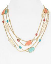 Kendra Scott Metallic Marla Necklace 46