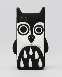 Marc By Marc Jacobs White Iphone 5 Case Animal Creatures Javier Owl