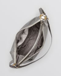 Marc By Marc Jacobs Metallic Hobo Washed Up Billy