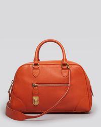 Marc Jacobs Orange Satchel Small Venetia