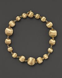 Marco Bicego - Yellow Exclusive Africa Beaded Bracelet - Lyst