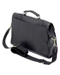 Mulberry Walter Briefcase In Black for men