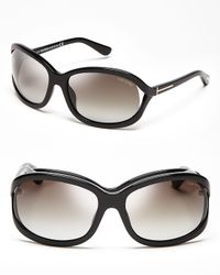 Tom Ford Black Vivienne Sunglasses