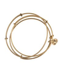 ALEX AND ANI | Metallic Bangles, Set Of 3 | Lyst