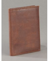 Ally Capellino - Brown Fletcher Wallet - Lyst