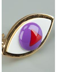 Ambush | Metallic Holy Mountain Eye Ring for Men | Lyst