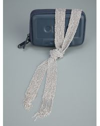 Christian Koban   Metallic Woven Necklace   Lyst