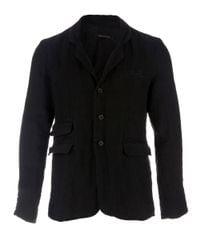Christian Peau - Black Blazer for Men - Lyst