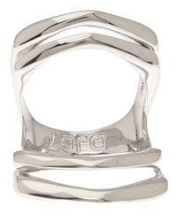 Dominic Jones White Manticore Ring