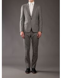 Givenchy | Gray Suit Blazer for Men | Lyst