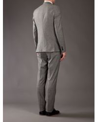Givenchy - Gray Suit Blazer for Men - Lyst