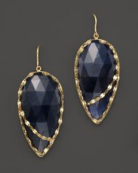 Lana Jewelry | Yellow Azure Stone Earrings | Lyst