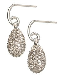 Links of London | Metallic Hope White Topaz Earrings | Lyst