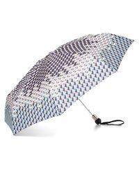 Marc By Marc Jacobs Blue Paradox Umbrella