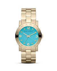 Marc By Marc Jacobs Metallic Amy Watch 365mm