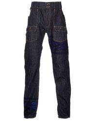 Mastermind Japan Black Jean for men