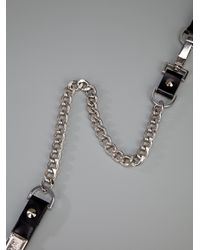 Mastermind Japan - Metallic Wallet Chain for Men - Lyst