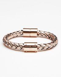 Michael Kors - Metallic Skorpios Bracelet - Lyst