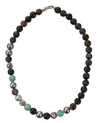 Monique Péan - Multicolor Short Bead Necklace - Lyst