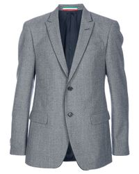 Moschino | Gray Suit Blazer for Men | Lyst
