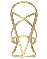 Pamela Love Metallic Pentagram Cuff