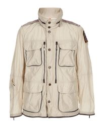 Parajumpers Natural Funnel Neck Jacket for men