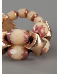 Philippe Audibert - Natural Beaded Ring - Lyst