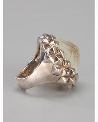 Stephen Webster - Metallic Superstud Chunky Ring - Lyst
