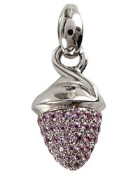 Tamara Comolli - Metallic Sapphire Bouquet Pendant - Lyst