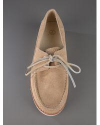 Timberland Natural Boat Shoe for men