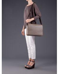 Vivienne Westwood Brown Postino Messenger Bag for men