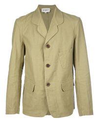 YMC Natural Cross Hatch Jacket for men