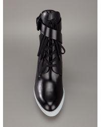 Alexander Wang Black Ankle Boot