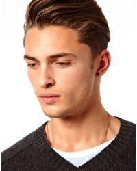 ASOS - Metallic Earring Pack with Skull and Star for Men - Lyst