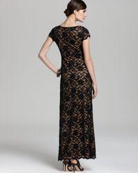 Karen Kane Black Juliet Lace Dress