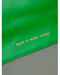 Marc By Marc Jacobs Green Top Chicret Tote Bag