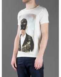Paul & Joe White Intrigant Tshirt for men