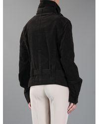 Ann Demeulemeester Black Rider Jacket