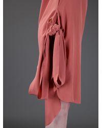 Avhash by Anne Valérie Hash Orange Ewan Dress