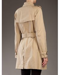 Burberry | Natural Trench Coat | Lyst