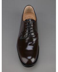 Church's Black Shannon Derby Shoe