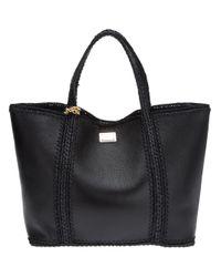 Dolce & Gabbana | Black Miss Escape Tote Bag | Lyst