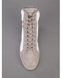 Hogan Rebel Gray R182 Sneaker