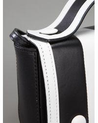 Moschino Black Gloria Mini Briefcase