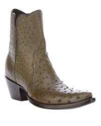 Stallion Boots & Leather Goods - Green Zorro Boot - Lyst