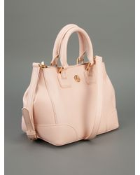 Tory Burch | Pink Robinson Tote | Lyst