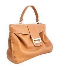 VBH - Brown Tote Bag - Lyst
