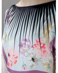 Amen - Multicolor Loose Floral Print Tunic - Lyst