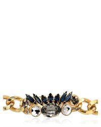 Anton Heunis Metallic Tsarina Collection Bracelet
