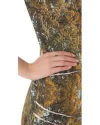 Aurelie Bidermann | Metallic Icare Ring | Lyst